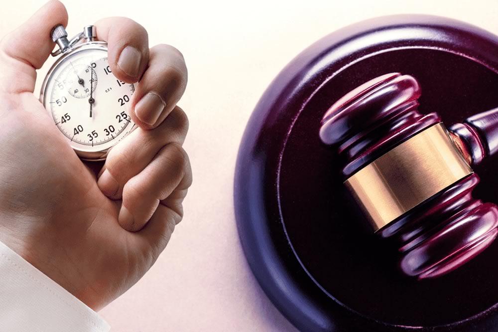 Il valore giuridico del tempo