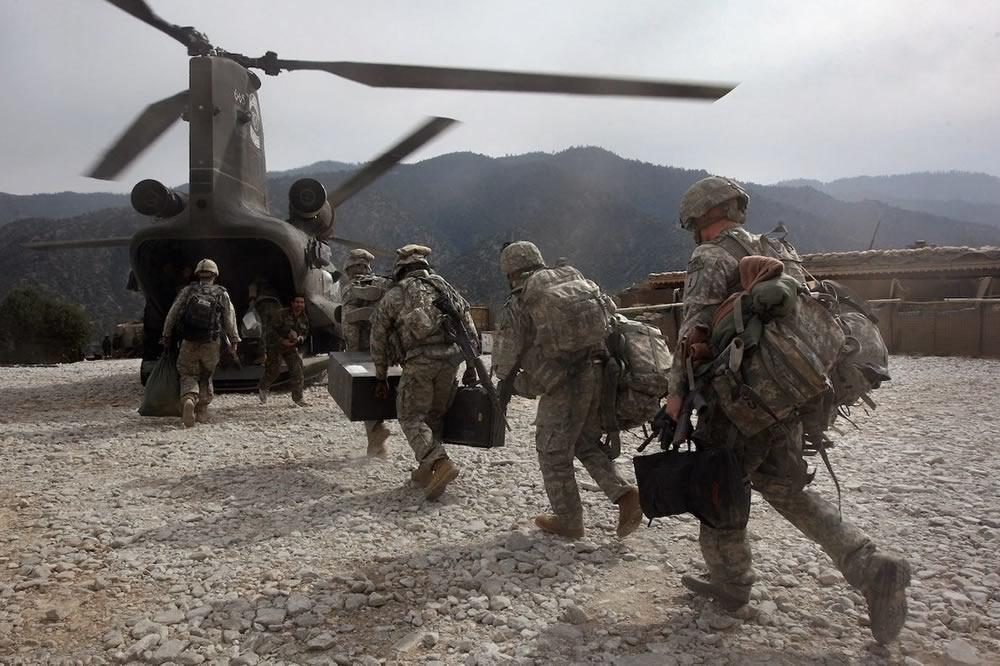 Perché il ritiro dall'Afghanistan è un errore costoso e un fallimento