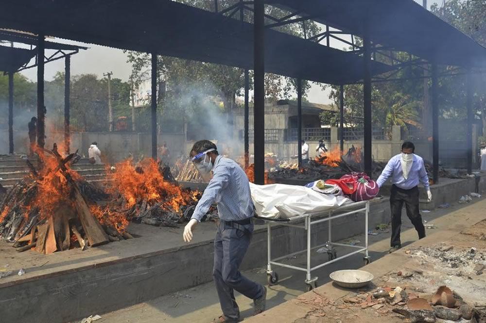 Covid 19: in India è catastrofe