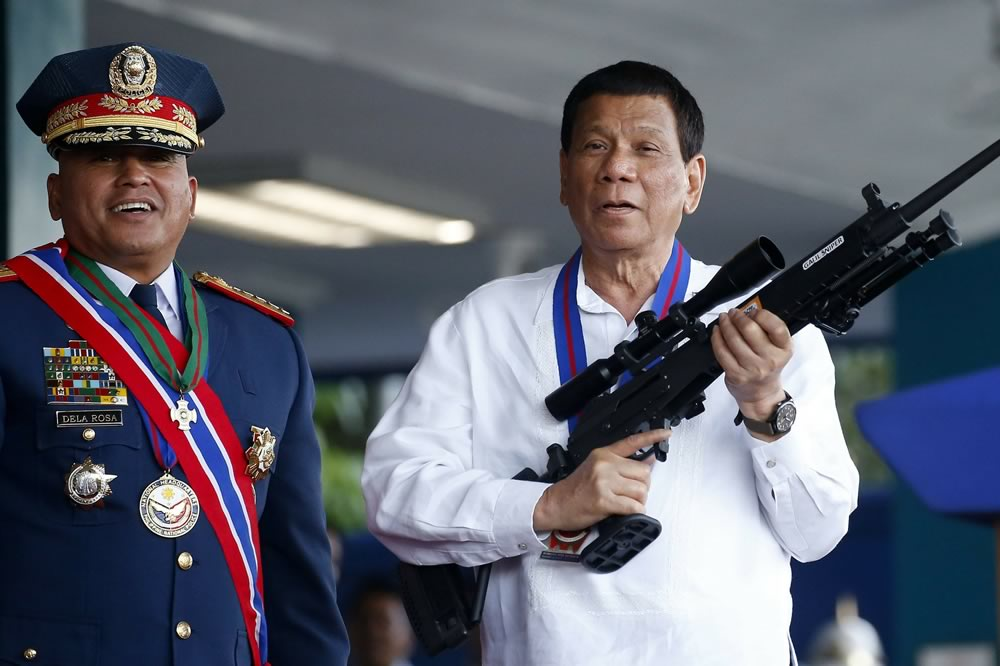 Filippine sempre più distanti dalla Cina nonostante gli sforzi di Duterte