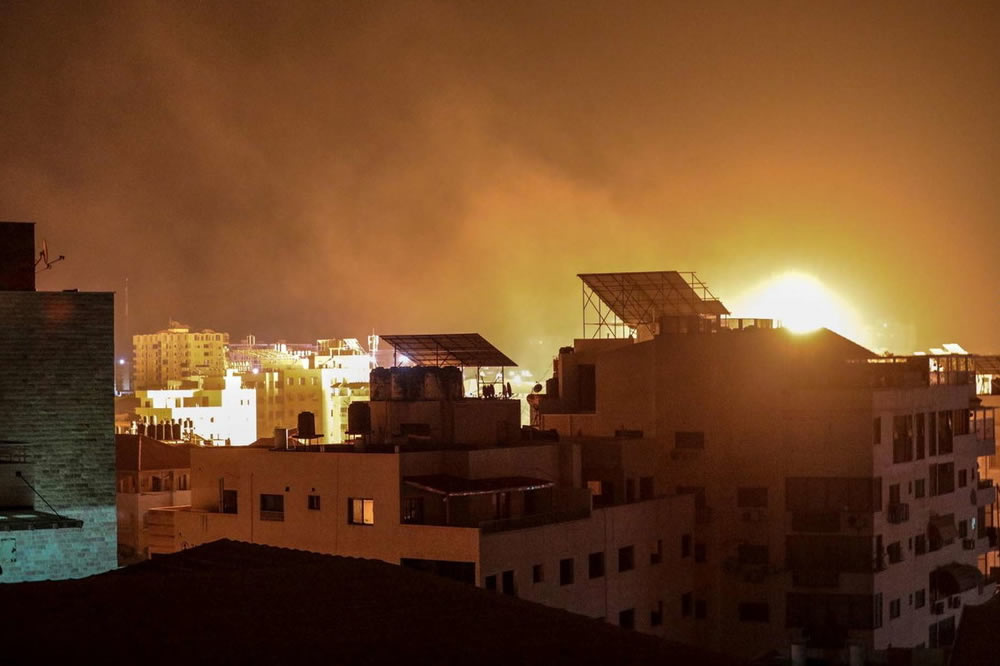 Cessate il fuoco tra Israele e Hamas per porre fine alla sanguinosa guerra di 11 giorni