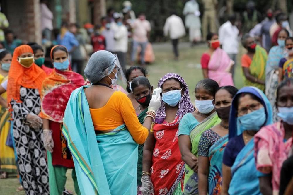 India: nuovo record giornaliero di decessi per il Covid
