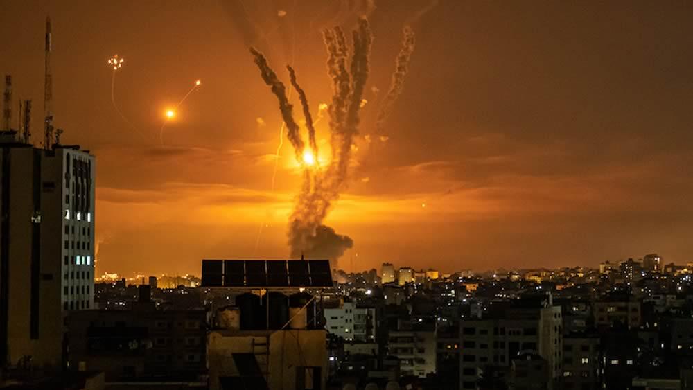 Israele colpisce Gaza ancora una volta