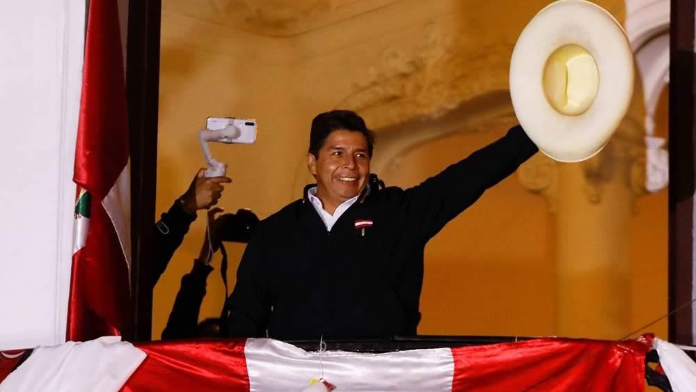 Elezioni presidenziali in Perù